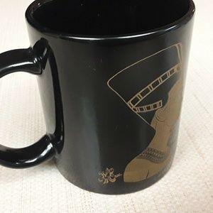 Helen McCroa Kitchen - Eygptian Nefertiti Pharaoh Mug Cup Boho